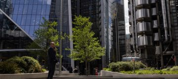 London Creeps Back To Life With Easing Lockdown