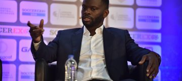 Saha set up AxisStars in response to his own experience of the football industry
