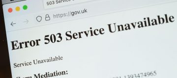 Media And Government Websites Temporarily Offline