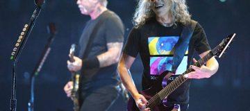 Metallica sues Lloyd's of London underwriters over postponed show losses