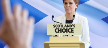 Nicola Sturgeon Sets Out Next Steps To Scottish Independence
