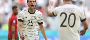 Germany face England in the last 16 of Euro 2020 on Tuesday evening at Wembley