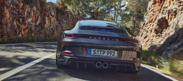 New Porsche 911 GT3 Touring is a more subtle supercar