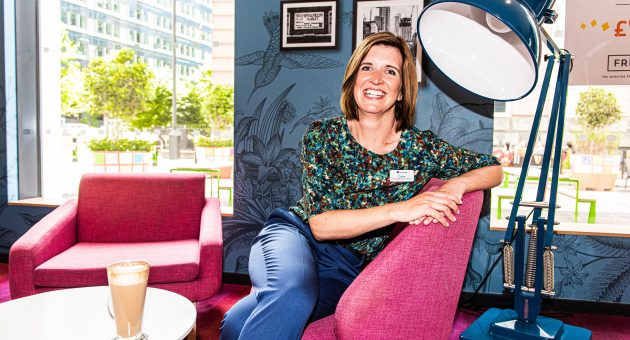 Travelodge appoints first female chief operating officer