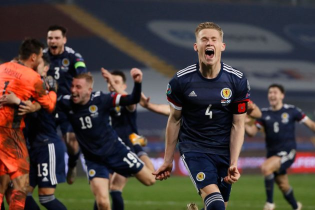 Having reached their first finals this century, Scotland could be a surprise package