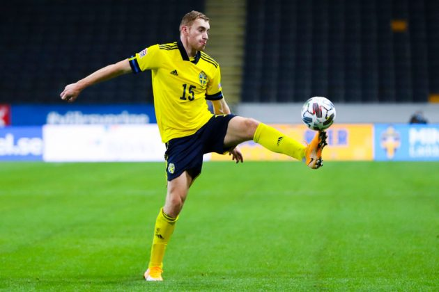 Covid-19 at Euro 2020: Sweden have not called up a replacement for Dejan Kulusevski despite his positive test on the eve of the tournament
