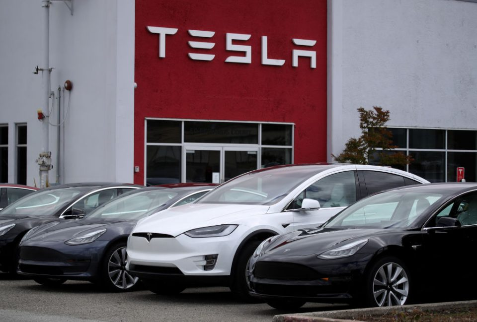 Electric carmaker Tesla posted record vehicle deliveries for the second quarter as the firm handled the worldwide semiconductor shortage through sales of its cheaper models.