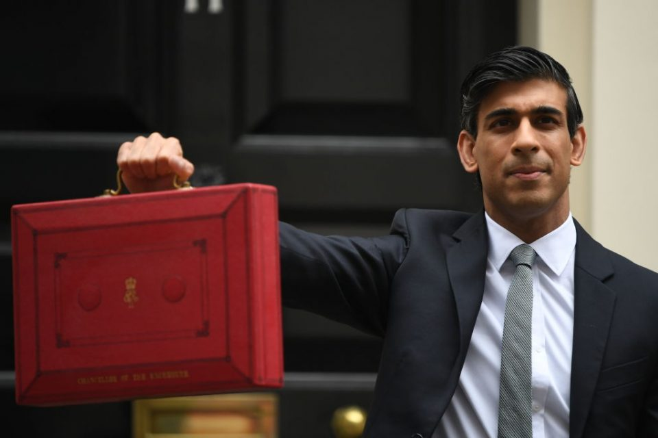 The Chancellor Of The Exchequer Delivers The 2021 UK Budget