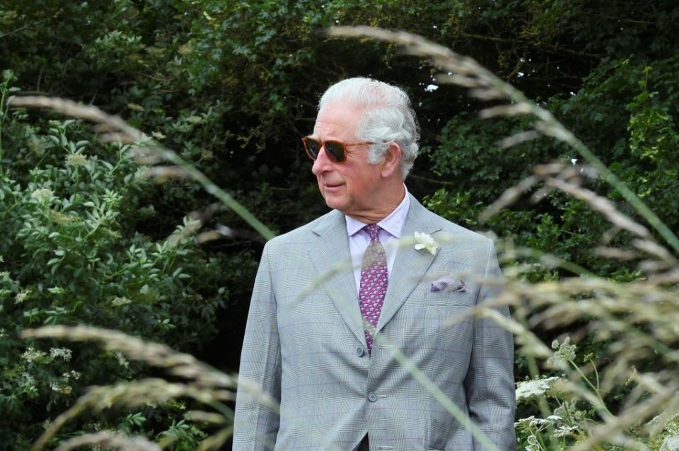 The Prince Of Wales Visits FarmED