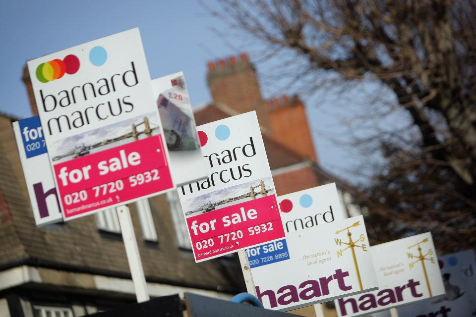 The Steady Increase In House Prices Slows Down In December