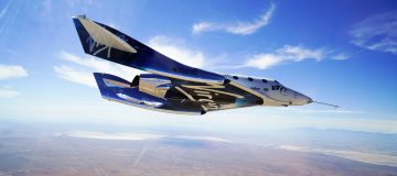 To infinity and beyond - for $450,000, Virgin Galactic says