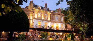Thne Bingham Riverside Hotel in Richmond, perfect for a micro break