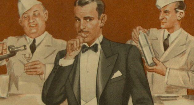 Black tie, white noise: let's make summer the new party season