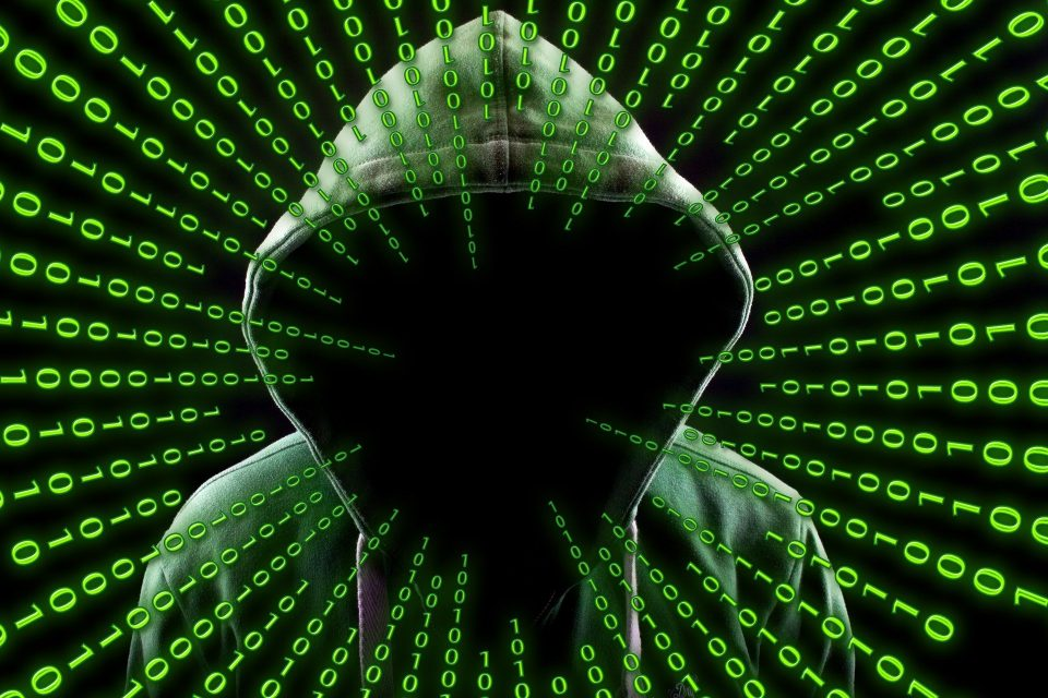 Hacking group Anonymous