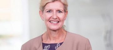 TRG Chair Debbie Hewitt set to leave to become Football Association Chair