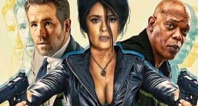 Hitman's Wife's Bodyguard: Awkward title, awkward film