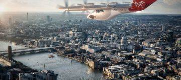 Rolls-Royce and Virgin Atlantic are among firms to have bet on electric flying taxi firm Vertical Aerospace, which announced it would go public in the US in a SPAC deal last night.