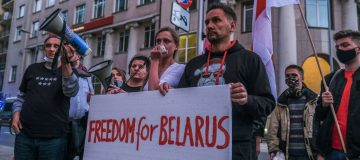 The EU has today agreed a economic sanctions against Belarus after Alexander Lukashenko's regime forced a flight to land to detain a dissident journalist.