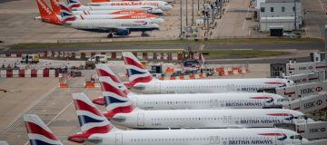 The UK airlines industry has called on the Treasury to extend furlough for sector workers until the end of April next year as the wait for the lifting of travel restrictions goes on.
