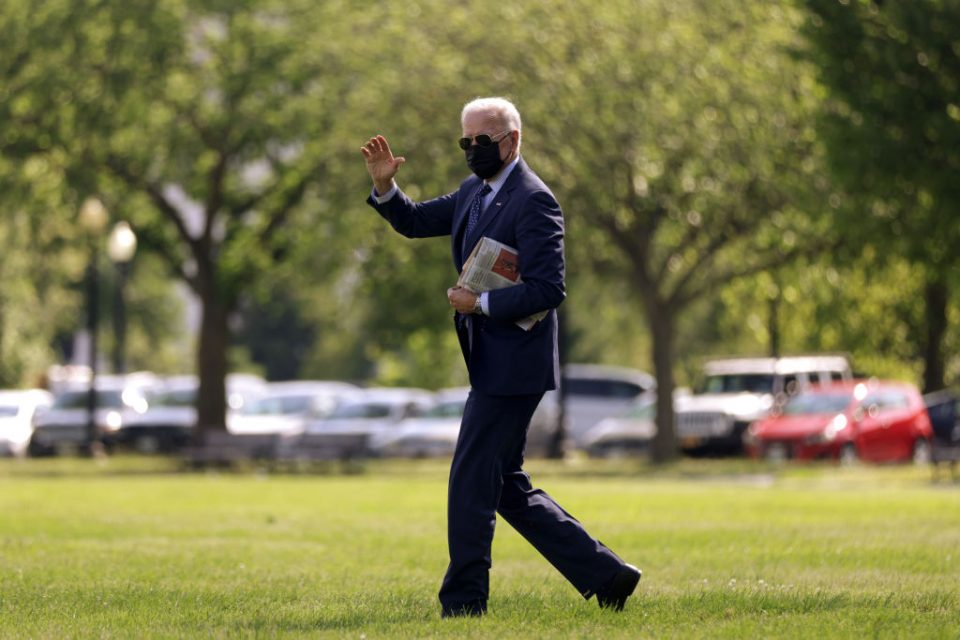 The US has slapped new trade tariffs on six nations including the UK as President Joe Biden seeks to corral fellow economies into backing his proposals for a global tax deal.