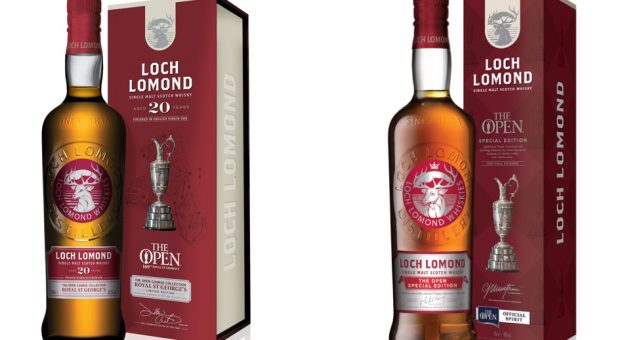 Toast the summer of golf with a dram of Loch Lomond