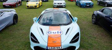 Goodwood Festival of Speed 2021: Britain's coolest car park