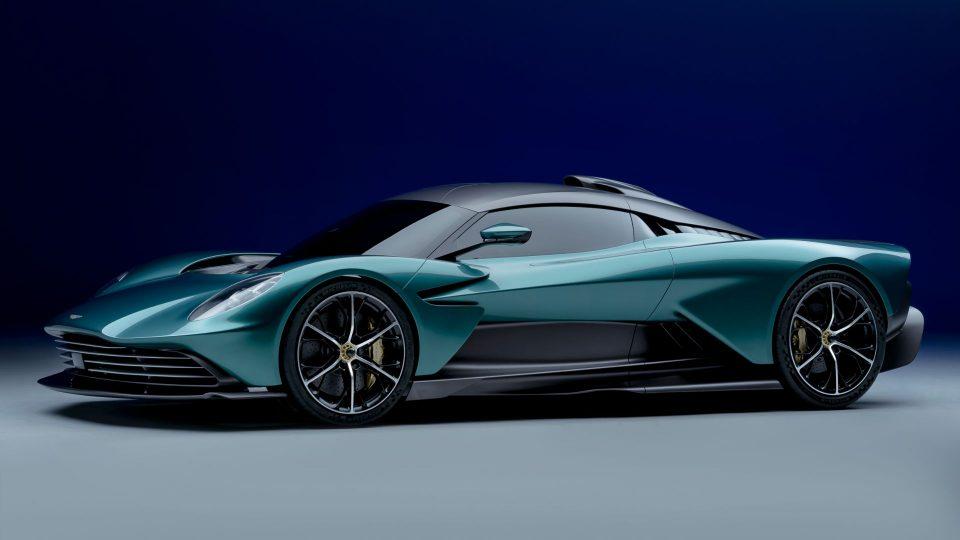 Valhalla! Aston Martin's 950hp 'road racer' revealed