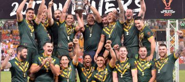 Australia are the reigning men's and women's champions but say they will not play the 2021 Rugby League World Cup in England
