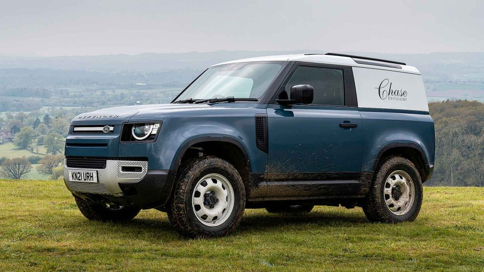 Land Rover Defender 90 Hard Top