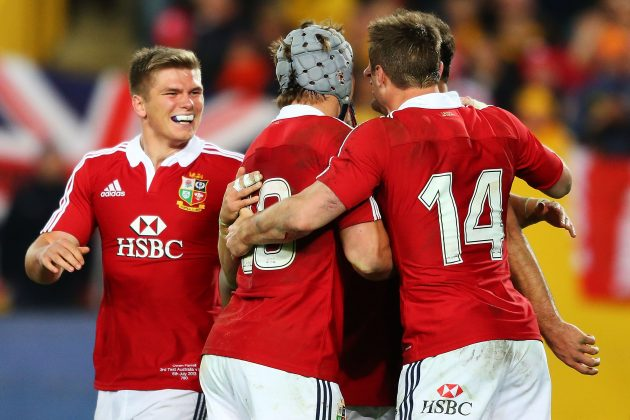 The Lions have previously relied heavily on sponsors from financial services, such as HSBC and Standard Life