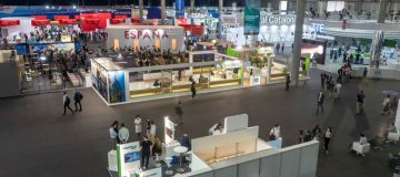 Barcelona's Mobile World Congress 2021 Trade Show