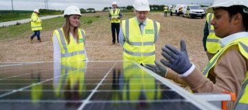 Boris Johnson Promotes Cornwall Investments Ahead Of G7 Summit