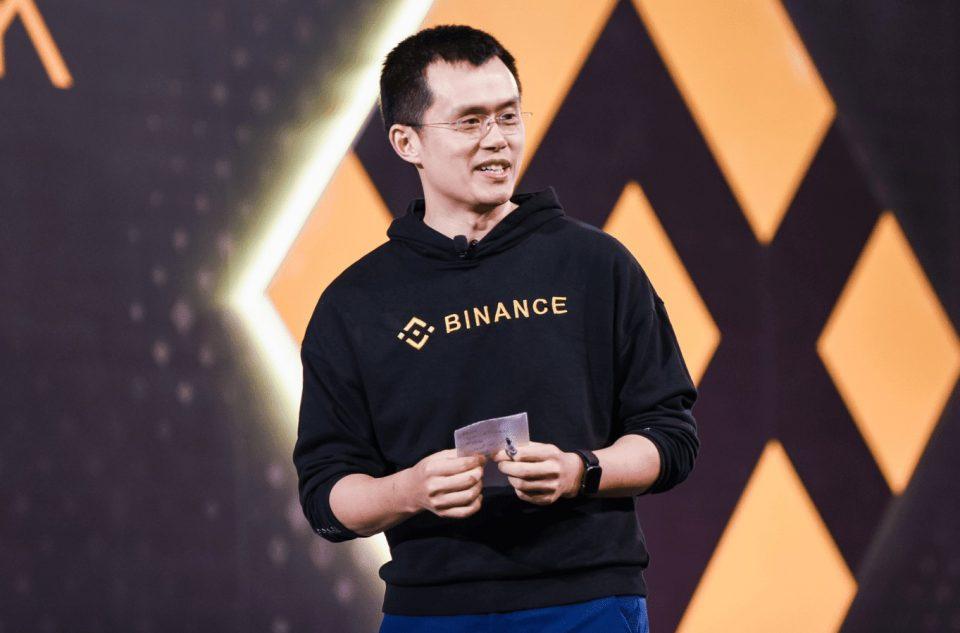 Changpeng 'CZ' Zhao, CEO of Binance