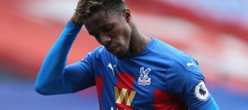 Crystal Palace saw revenue fall as the pandemic caused Premier League games to be postponed or played in empty stadiums