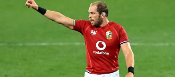 The British and Irish Lions have been boosted by the return of captain Alun Wyn Jones for the first Test against South Africa