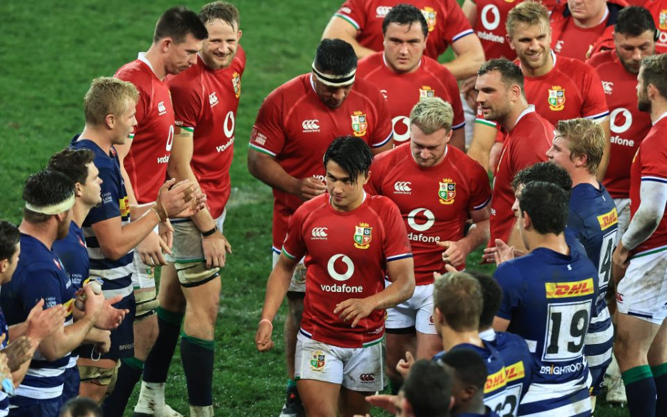 The British and Irish Lions have 22 commercial partners, chief among them shirt sponsor Vodafone and kit maker Canterbury