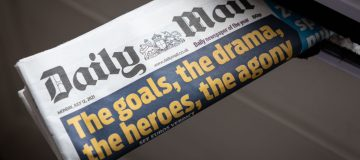 Daily Mail Owners Consider Proposal To Take Company Private