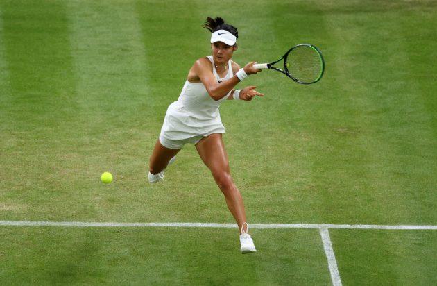 British teenager Emma Raducanu banked £181,000 in Wimbledon prize money for reaching round four