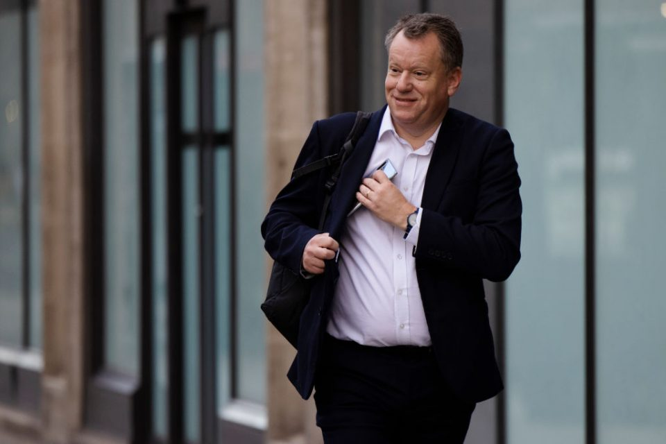 EU And UK Negotiators Resume Brexit Talks In London