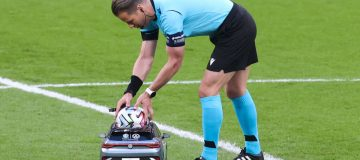 The matchball-carrying mini VW proved one of the hits of Euro 2020