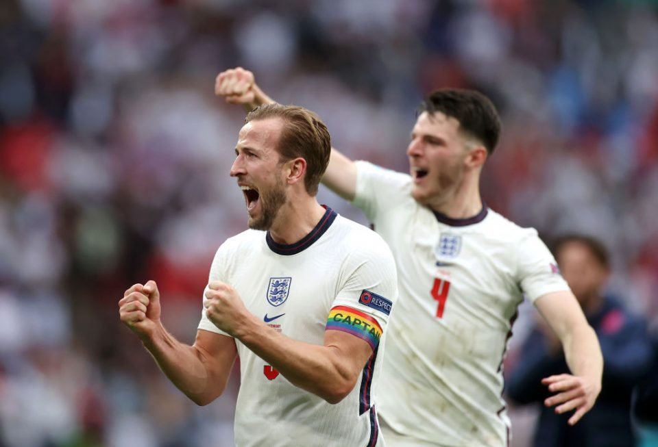 England have been installed as the new favourites to win Euro 2020 ahead of their quarter-final against Ukraine