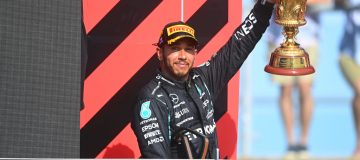 Lewis Hamilton cut Max Verstappen's lead in the F1 championship to eight points with his win at the British Grand Prix