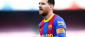 Lionel Messi earned £118m a year as part of his previous contract. His new Barcelona deal will cut his salary to £59m