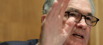 Federal Reserve Chairman Powell Testifies Before Senate Committee