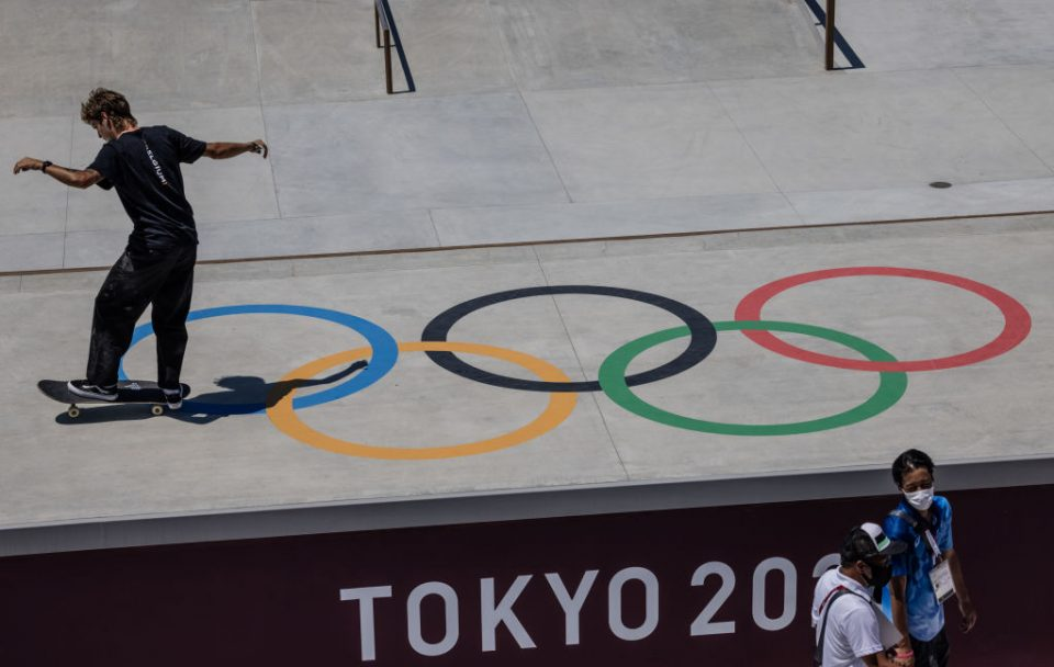 The Tokyo 2020 Olympics are due to formally begin with the opening ceremony on Friday