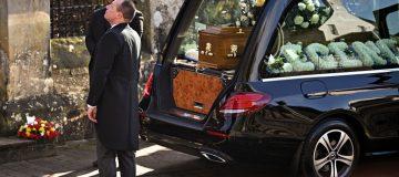 Funeral Takes Place Of Scottish Singer Sydney Devine