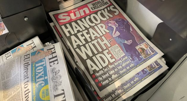 Not too Priti: Home Office crackdown could see journalists muzzled