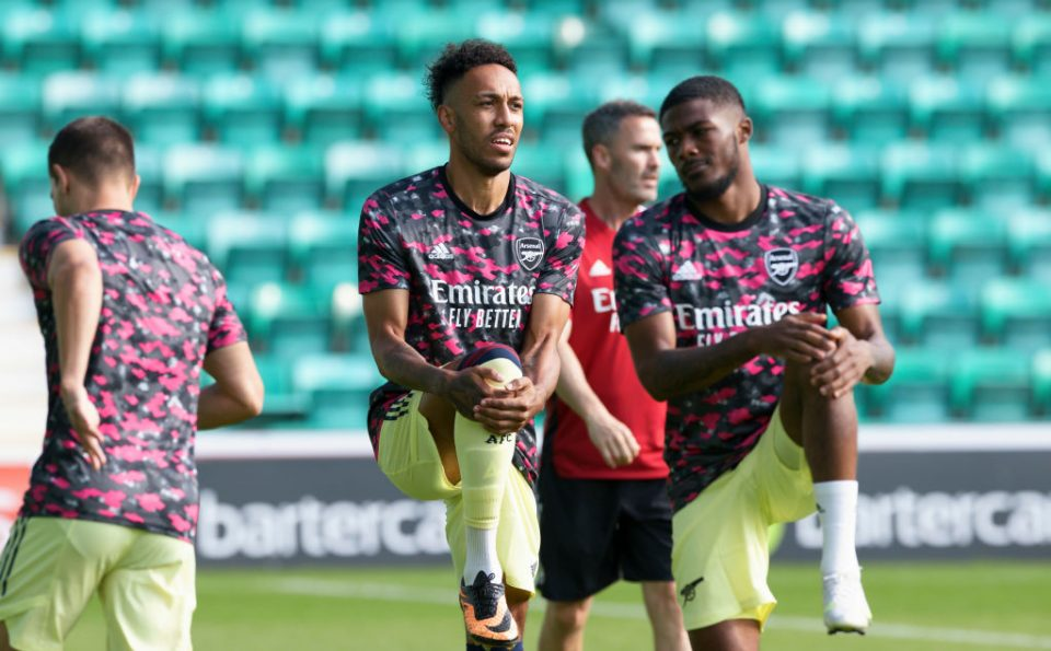 Arsenal had to cancel a planned trip to the US after a number of their travelling group tested positive for Covid-19