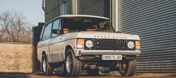 Range Rover KR restomod review: making Britain great again