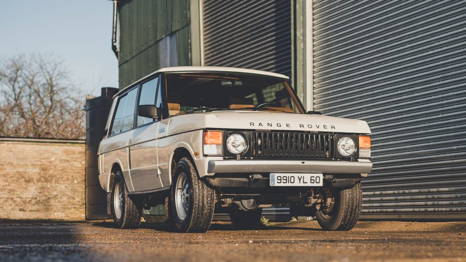 Kingsley Cars Range Rover KR